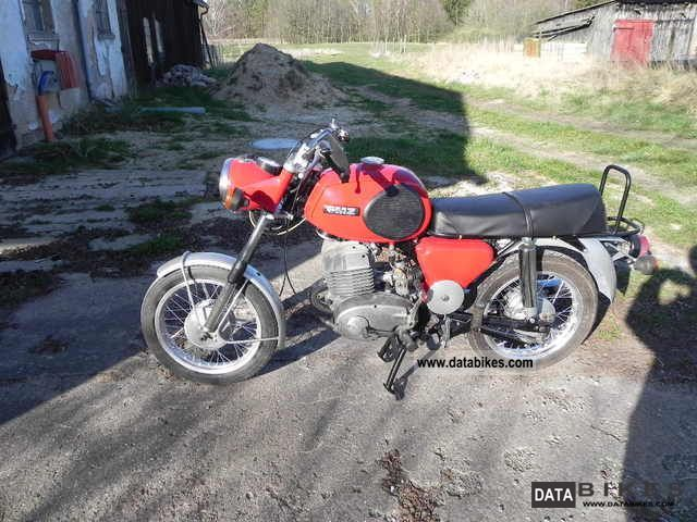 Mz  TS250 1974 Vintage, Classic and Old Bikes photo