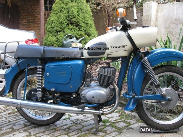 Mz  ES 150/1 1968 Vintage, Classic and Old Bikes photo
