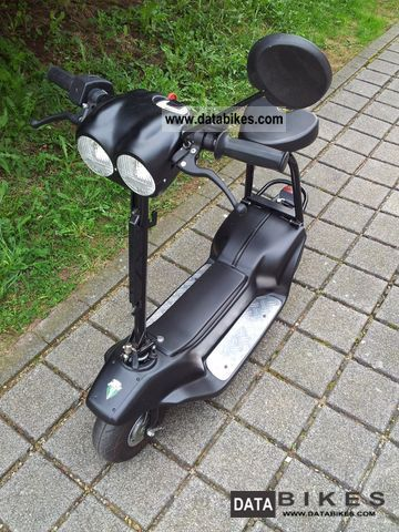 Mz  Charly 1A condition, new battery, new paint 1999 Electric Motorcycles photo
