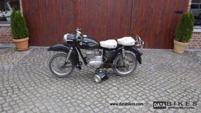 Mz  ES 250-1 1962 Vintage, Classic and Old Bikes photo