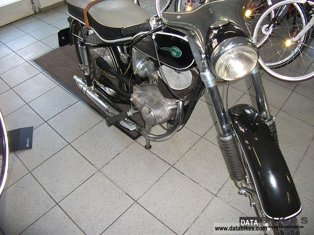 1983 Mz  RT-125 Motorcycle Motorcycle photo
