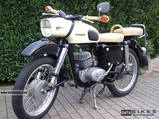 Mz  It seats 150 with single 1963 Vintage, Classic and Old Bikes photo