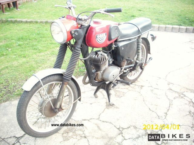Mz  ETS 150/2 1972 Vintage, Classic and Old Bikes photo