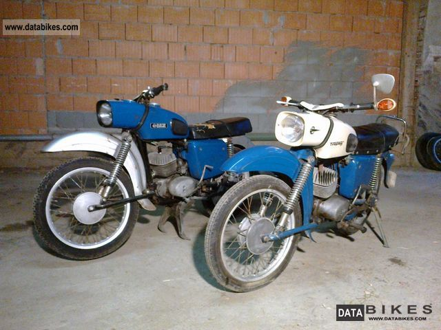 Mz  ES 150/1 1967 Vintage, Classic and Old Bikes photo