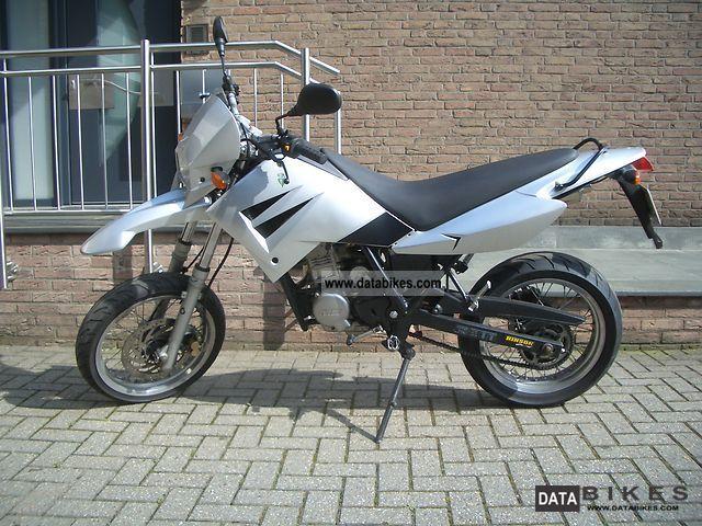 2007 Mz  125 Supermoto Motorcycle Motorcycle photo