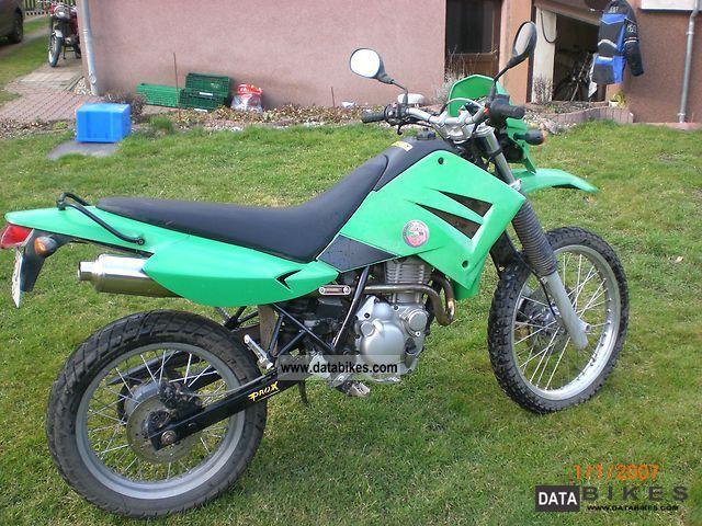 2003 Mz  Sx 125 Motorcycle Enduro/Touring Enduro photo