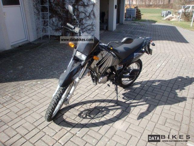 2005 Mz  125 SX Motorcycle Enduro/Touring Enduro photo