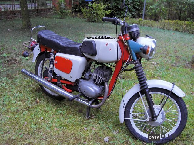 1973 Mz  ETS 150 Motorcycle Motorcycle photo