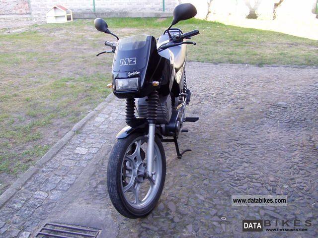 1997 Mz  251 saxon sportstar Motorcycle Motorcycle photo