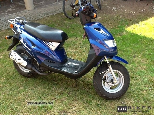 2007 Mz  Moskito SX Motorcycle Scooter photo
