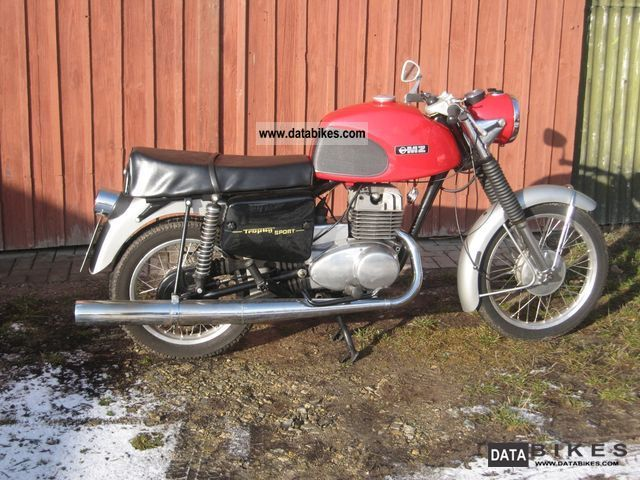 Mz  ETS 250 1972 Vintage, Classic and Old Bikes photo