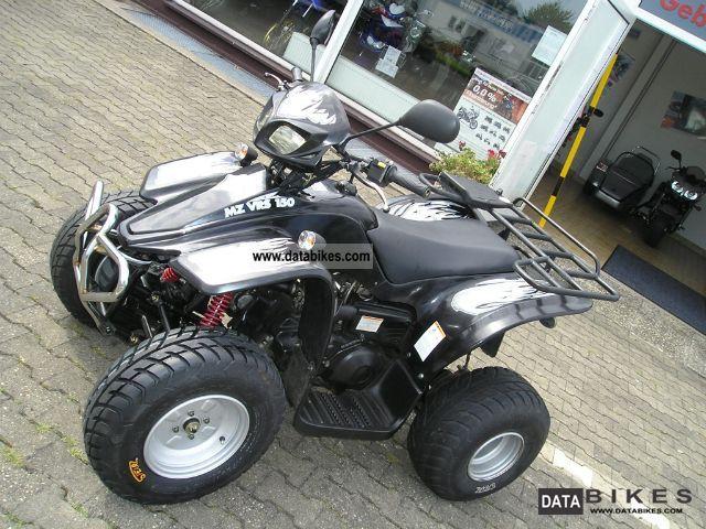 2005 Mz  ATV 150 Motorcycle Quad photo