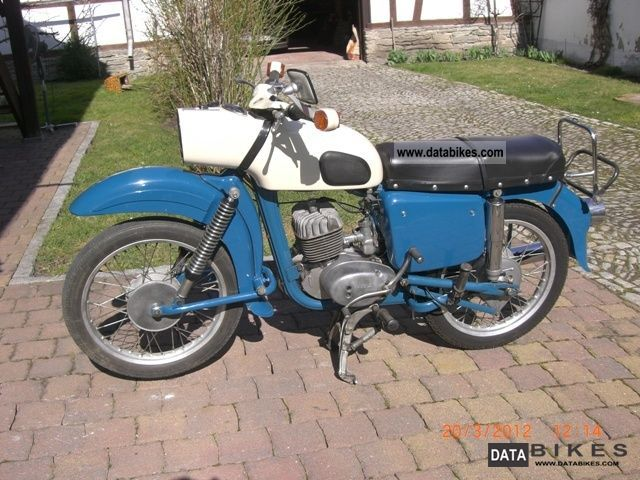 Mz  ES 150/1 1969 Vintage, Classic and Old Bikes photo