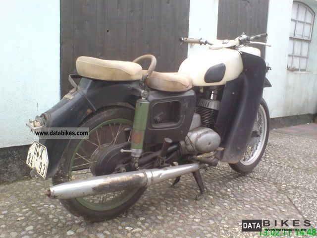 1966 Mz  it is 150 GST Motorcycle Lightweight Motorcycle/Motorbike photo