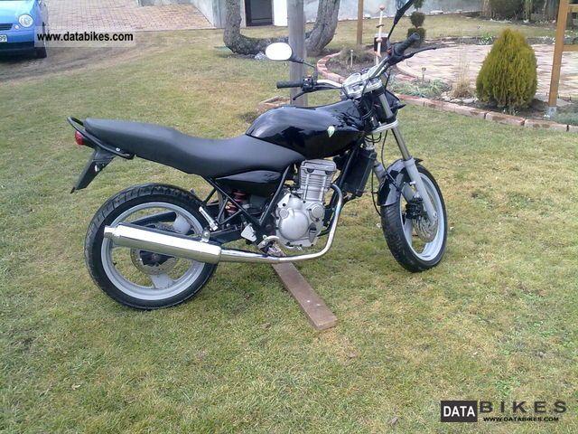 2002 Mz  rt Motorcycle Lightweight Motorcycle/Motorbike photo