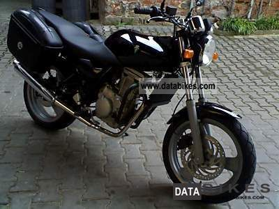 2002 Mz  125 RT Motorcycle Motor-assisted Bicycle/Small Moped photo