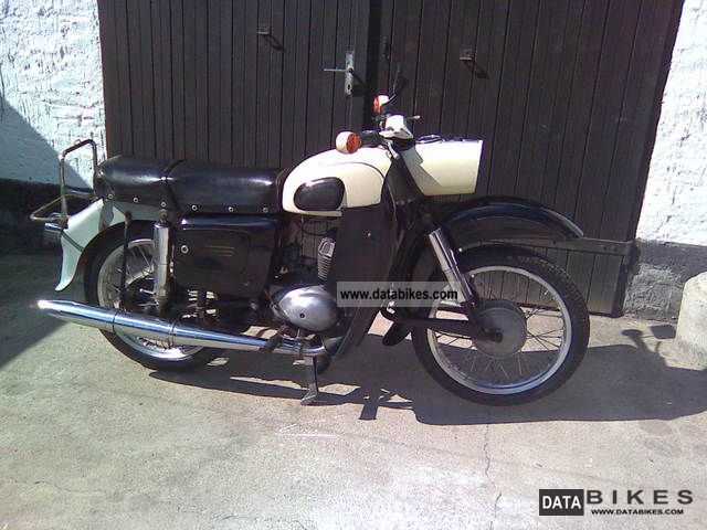 Mz  ES 150 ** / / As from the store / / ** 1966 Vintage, Classic and Old Bikes photo