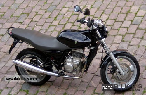 2004 Mz  RT 125 Motorcycle Lightweight Motorcycle/Motorbike photo