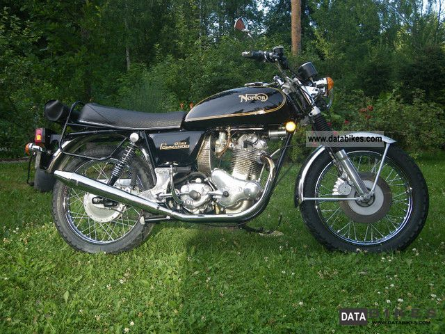 Norton  Commando Interstate MK1 1972 Vintage, Classic and Old Bikes photo