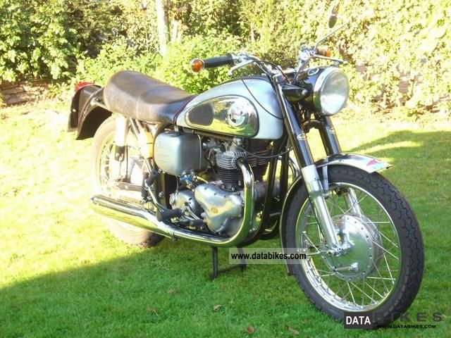 Norton  Dominator 88 1959 Vintage, Classic and Old Bikes photo