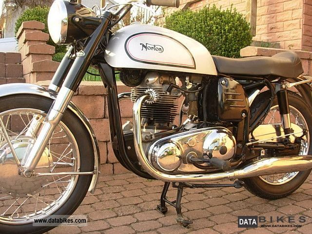 Norton  Atlas 1967 Vintage, Classic and Old Bikes photo