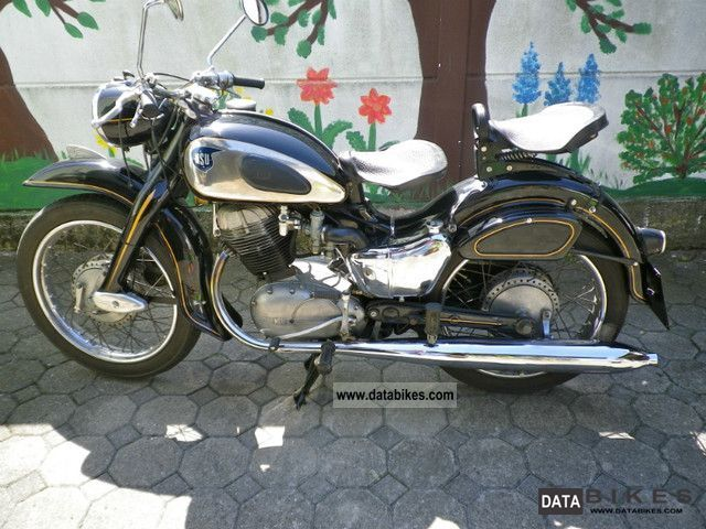1955 NSU  Max Specialty Motorcycle Motorcycle photo