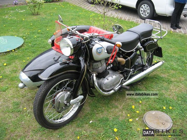 NSU  251 OSB (Supermax) 1960 Vintage, Classic and Old Bikes photo