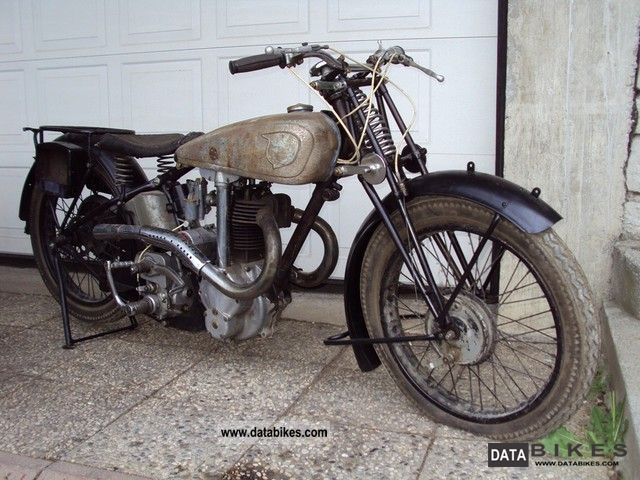 NSU  351 OSL 1936 Vintage, Classic and Old Bikes photo