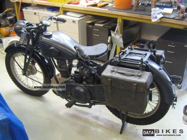 1940 NSU  251 os WH Motorcycle Motorcycle photo