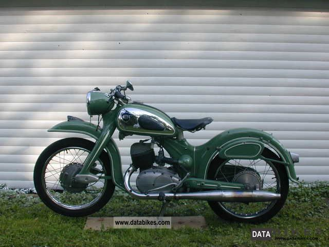 1955 NSU  Superlux Motorcycle Other photo
