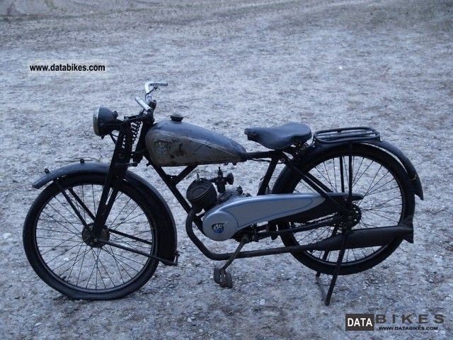 1937 NSU  Quick D-Rad 1937 Motorcycle Motorcycle photo