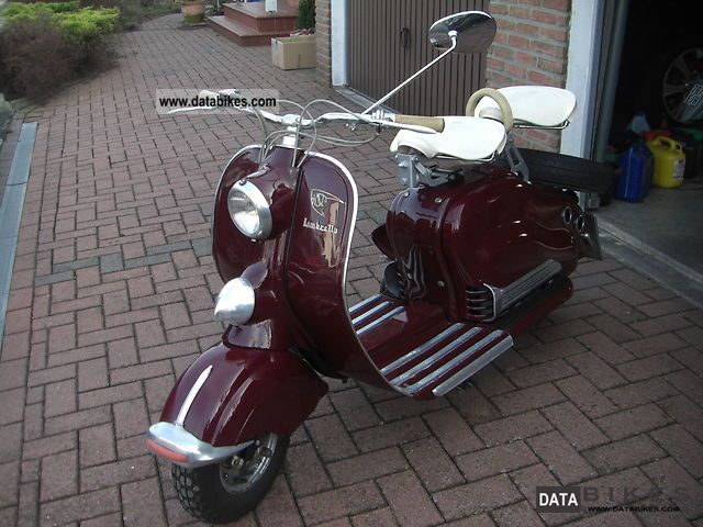 NSU  Lambretta 1951 Vintage, Classic and Old Bikes photo