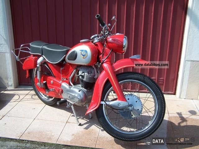 NSU  Max 251 OSB 1953 Vintage, Classic and Old Bikes photo