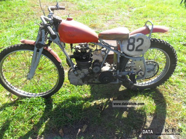 NSU  Dirt Track Machine OSL / TS / T 1937 Vintage, Classic and Old Bikes photo