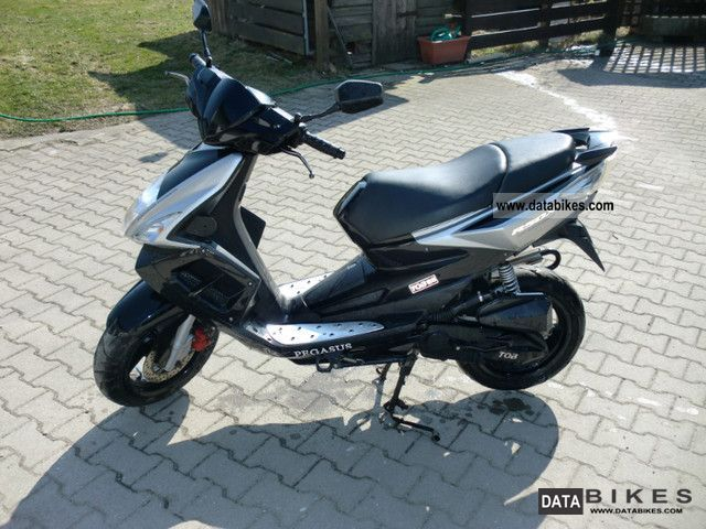Pegasus  R50X 2008 Scooter photo