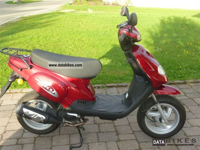 2005 Pegasus  Sky 50 Motorcycle Scooter photo