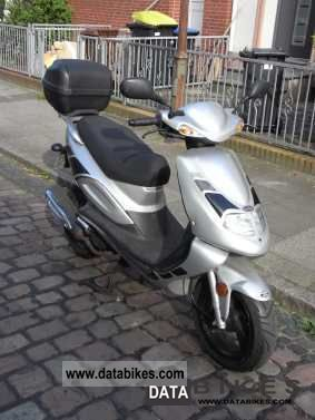 2008 Pegasus  Corona Sports Edition Motorcycle Scooter photo