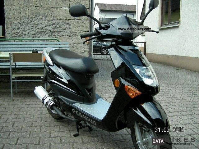 2010 Pegasus  S50LX Motorcycle Scooter photo