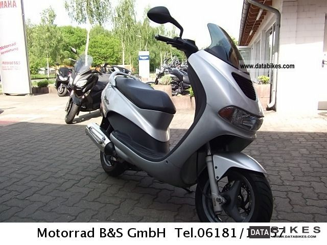 2000 Peugeot  Elyseo 125 Motorcycle Scooter photo