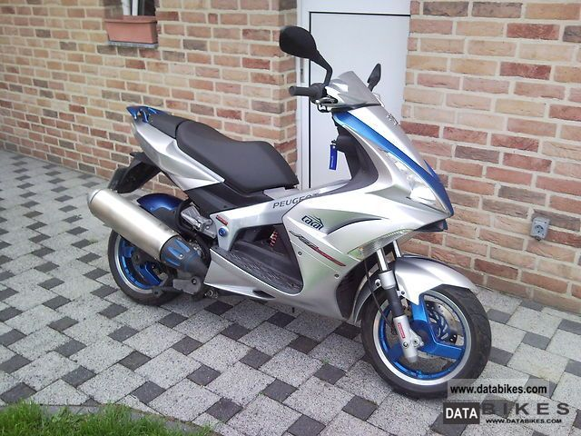 2004 Peugeot  Jetforce 125 Motorcycle Scooter photo