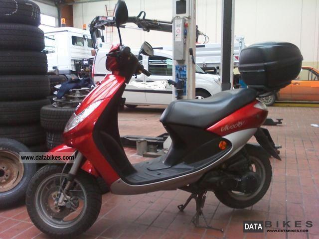 Peugeot  Vivacity 2005 Scooter photo