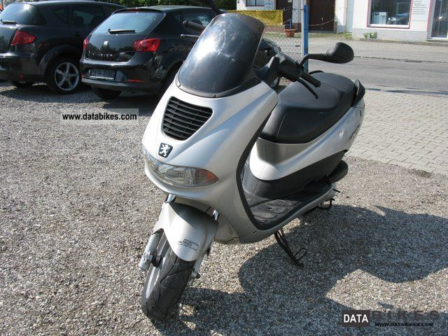1999 Peugeot  Elyseo 100 Motorcycle Scooter photo