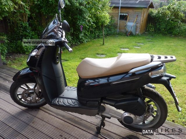 2008 Peugeot  Carnaby 250i Motorcycle Scooter photo
