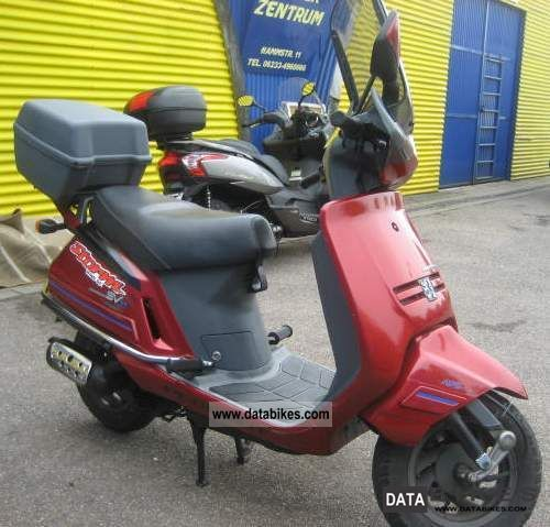 2005 peugeot sv 125 from 1 new tires and manual inspection. Black Bedroom Furniture Sets. Home Design Ideas
