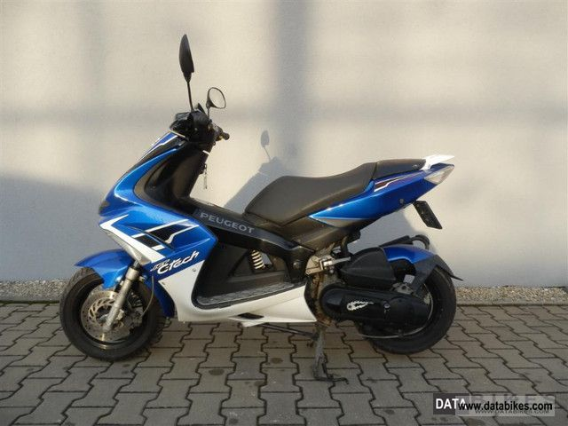 Peugeot  JET C-TECH 50 2008 Electric Motorcycles photo