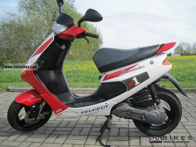 1995 Peugeot Roller Speedake