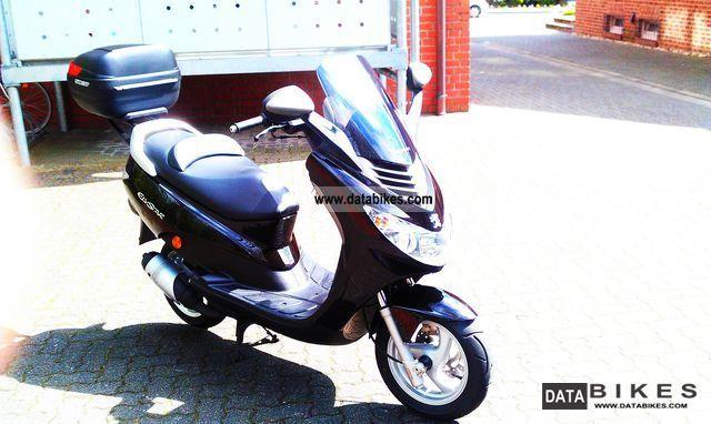 2008 Peugeot  Elyster 50 carburetor Motorcycle Scooter photo