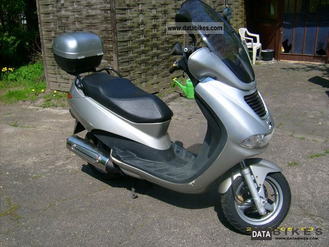 2001 Peugeot  Elyseo 125 Motorcycle Scooter photo