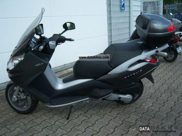 2011 peugeot satelis 125 warranty until 6 2013 for Garage scooter peugeot