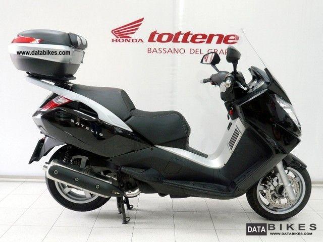 2007 Peugeot  SATELIS 500 Motorcycle Scooter photo